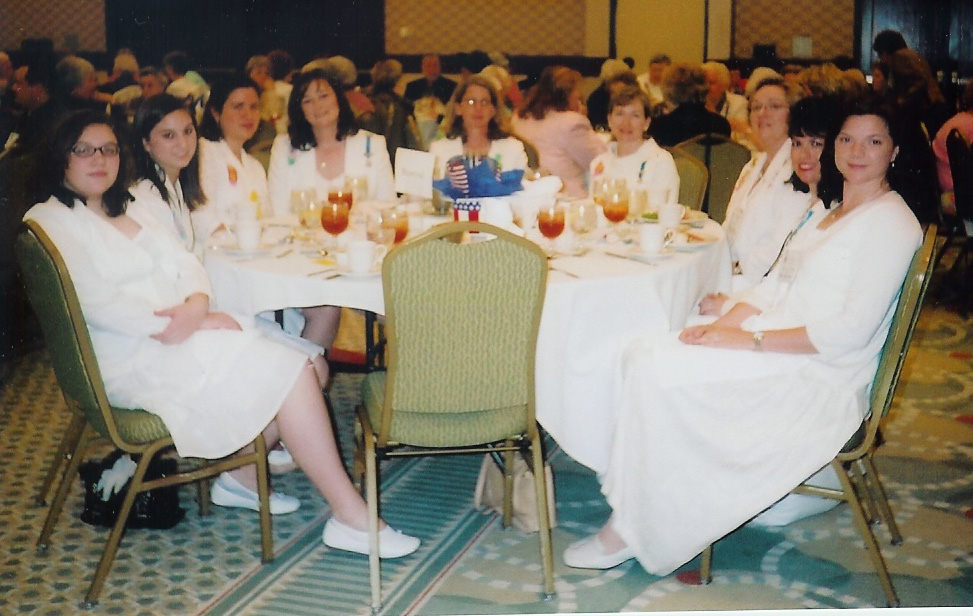 State Conference - Ladies in White